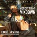 MONDAY NIGHT MIXDOWN - JUST LIVE MUSIC