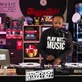 DJ Jazzy Jeff  Magnificent Lunch Break Freestyle Set - 11/18