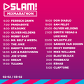 Wildstylez @ SLAM! MixMarathon (2018-02-02)