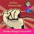 DJ Boo - Merthyr Rising Festival - 26-05-2019