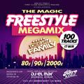 THE MAGIC FREESTYLE MEGAMIX