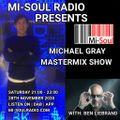 Michael Gray Mastermix Show on Mi Soul Radio 28/11/2020