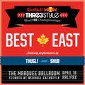 DJ Tom Fleming - Canada - 2015 East Qualifier