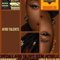 BLACK VOICES spéciale AFRO TALENTS scène actuelle panafricainers et antillaises RADIO KRIMI 12/20
