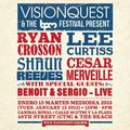 Visionquest  -  Live At Visionquest, Canibal Royal (The BPM Festival 2015, Mexico)  - 13-Jan-2015