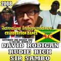 RUDIE RICH - DAVID RODIGAN - SIR SAMBO @ JAMAICA INDEPENDANCE CELBRATION 2008 (PART 1 OF 3) FACE BAR