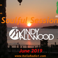 Soulful Sessions ~ June 2019