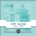 4PM BLEND w/ Nidal - Recorded @ CAFÉ MRKT - MTL