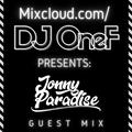 Guest Mix 012 - DJ OneF Presents: Jonny Paradise