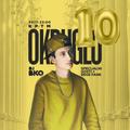 "DJ BKO "" 10 GODINA OKRUGLO "" LIVE ( LATE WARM UP 00h-02h  ) MIX @KPTM 30.11.2019"