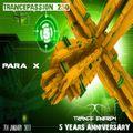 Para X @ Trancepassion 250
