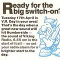VIKING RADIO MASTER 1984 - Through an Omnia 9
