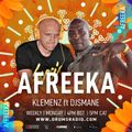 Afreeka with kLEMENZ 26/7/2021 guest Dj SMANE (SA)