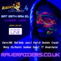 DJ Crucial - Raiders Of The Lost Rave - All Day Rave - 29/05/2021