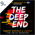 The Deep End Episode 21. August 21st, 2019 -  Featuring Sean Beaver