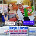 Portobello Radio @smash-uk Live From The Yard: With Georgia & Gordon.