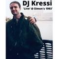 DJ Kressi 'Live' @ Naughty Thursday's @ Simon's - Gainesville, FL. 93' (Manny'z Tapez)