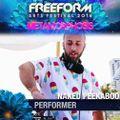 Naked Peekaboo (Live @ Freeform Festival 2016)