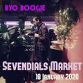BYO Boogie Live @ Sevendials Market // 18th January 2020
