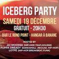 MINI HIP-HOP SET @MEIS ICEBERG PARTY 19/12/2015