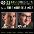 Alex Denada Gastset   Cyre´s FREE YOURSELF - Episode 132 @ GlobalBeats.fm 04.10.2021