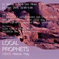 Local Prophets #8 Paris Warmup Mix
