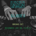 DJ JOSE S - Breaks set recorded live on ShedFM 14.04.21