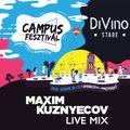 Maxim Kuznyecov - Live @ DiVino Stage, Campus Fesztival (2018-07-21)