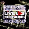 Ronnie Herel Live!