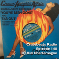 Cratebeats Radio Episode 148
