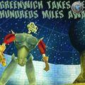 Greenwich Takes Me Hundreds Miles Away... avec JAMES DJINN - 23 Juin 2021 - vibingbird.fr