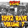 DJ Faydz - 1992 Rave Mix (Volume 7)