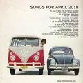 SONGS FOR APRIL 2018