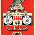 Debbie D BOSS RADIO 66