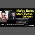 ALIVE presents REBOOT feat. Marco Bailey -Q'HEY Birthday Bash- at Vision,Tokyo 16th November 2019