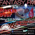 Martin Dear - Live on Fantasy FM 09-04-2021