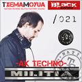 Black-series podcast Moyua dj & moreno_flamas NTCM m.s Nation TECNNO militia 021 factory sound