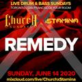 Church X Stamina 07   Remedy