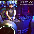 DJ PsyBoy - Set from Live Streaming DJ Groove AudioSchool (14.04.2020)