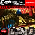 Uitzending Radio Classic Sunday 28-02-2021