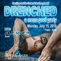 Drenched Pool Party Provincetown Bear Week // Ale Maes Preview Mix