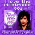 I love the electronic 80's Mix 19 -Purple Party Mix-