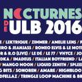 Amare @ Les Nocturnes de l'ULB, Sept. 30, 2016, Bulex stage