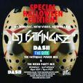 "*HALLOWEEN 2020 EDITION* DJ FATFINGAZ - 'LIVE ON 'DASH RADIO's ""THE CITY"" WEEKEND PARTY MIX 2020 PT2"