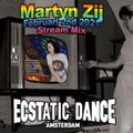 ⋆⋆ Ecstatic Dance Amsterdam Stream ⋆ Dj Martyn Zij ⋆ February 2nd 2021 ⋆⋆