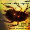 roach.fm #3 Unterm Dubstep liegt der Punk! Special Guests: Friet Speciaal und Rotzzwiebel