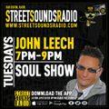 John Leech Live on Street Sounds Radio 1900-2100 18/05/2021