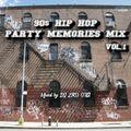 90s HIP HOP PARTY MEMORIES MIX Vol.1