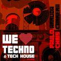 Paulo Arruda & Chris Carrera VI - WE LOVE TECHNO
