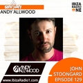 Sanctuary Show 129 with Guest Mix by John Stoongard ~ Ibiza Radio 1 ~ 10/11/19